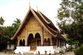 Südostasien - Laos - Tempel