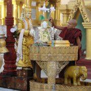 Shwedagon-Pagode, Yangon, Myanmar