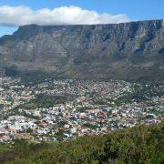 Tafelberg, Kapstadt, Afrika, Südafrika