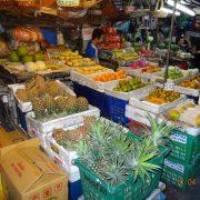 Royal Cities, Klassisches Nordthailand, Thailand, Markt, Früchte, Essen,Thai