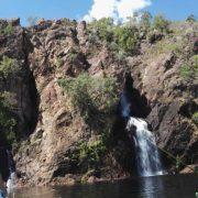 Australien, Darwin, Litchfield National Park, Wasserfall