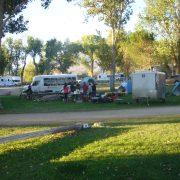 Campingplatz, Camping, Gadventures, Zelt, USA, yolo