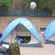 Gadventures, Zelt, Camping, Yolo, USA, Campingplatz, yolo