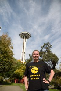 Seattle, USA, Space Needle, Annette Hlawatsch