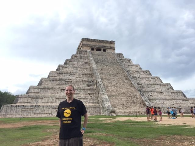 Rundreise Reise Abenteuerreise Mexiko Maya