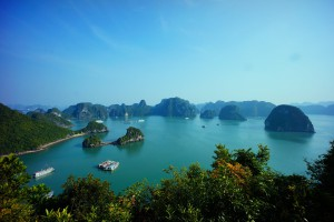 vietnam - halongbucht