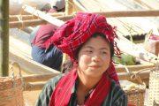 Burmesin, Myanmar, Inle Lake