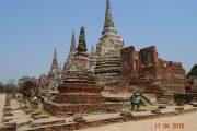 Thailand, Ayutthaya, Tempel, Buddhismus, Rundreise, UNESCO, Royal Cities, Klassisches Nordthailand
