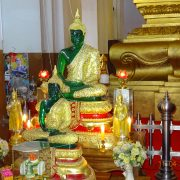 Wat Phra Kaeo, Jade- Buddha, Smaragd- Buddha, Thailand, National- Heiligtum, Wahrzeichen, Tempel, Buddhismus, Rundreise, Royal Cities, Klassisches Nordthailand