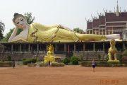 Liegender Buddha, Buddhismus, Thailand, Tempel, UNESCO, Royal Cities, Klassisches Nordthailand