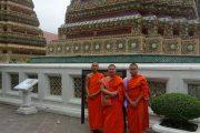 Mönch, Thailand, Tempel, Buddhismus, Rundreise, Asien, Religion, Tradition, Mensch