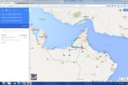 Karte: Entdeckungsreise durch den Orient