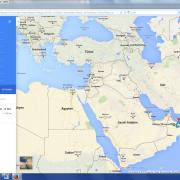 Karte: Orient- Oman erleben