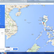 Karte: Philippinen- Nordluzon- Naturwunder & Vigan