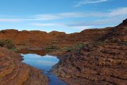Kings Canyon, Austalien, Outback