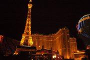 Las Vegas, Gadventures, Nevada, USA, Las Vegas Strip, Eiffel Turm