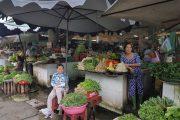 Ben Tre Market, Markt, Vietnam, Gemüse, Saigon, Frauen, Asien, Südostasien, yolo, junge Leute, Kultur, Mekong Delta