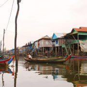 Rundreise, Bootsfahrt, Abenteuerreise, Erlebnisreise, Siem Reap, Angkor Wat