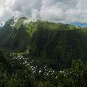 Trekking auf La Réunion