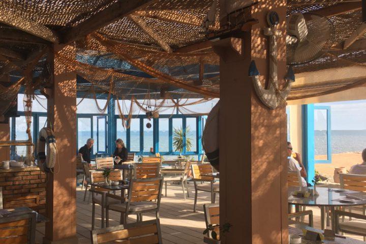 Fischrestaurant im Labranda Hotel El Gouna